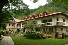 Patriarchate of Pe (Peka Patrijarija,  , Patrikana e Pejs) (MyBukit) Tags: travelling monastery backpacking kosovo orthodox balkan serbian serb patriarchate kosmet metohija pe pej pejs   patrijarija  peka patrikana