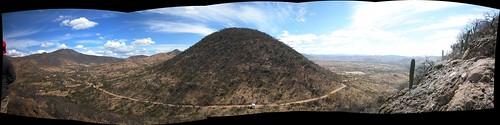 El cerro del gavilán, o algo así
