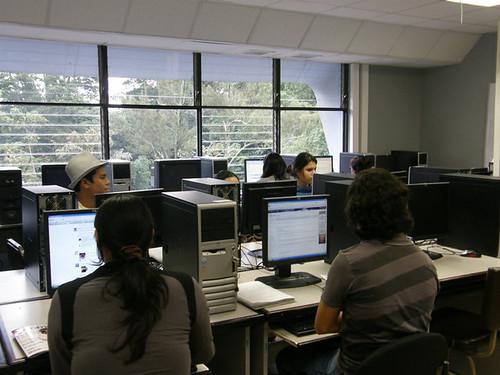 Curso Periodismo Científico, pre congreso, Escuela Comunicación Colectiva, UCR