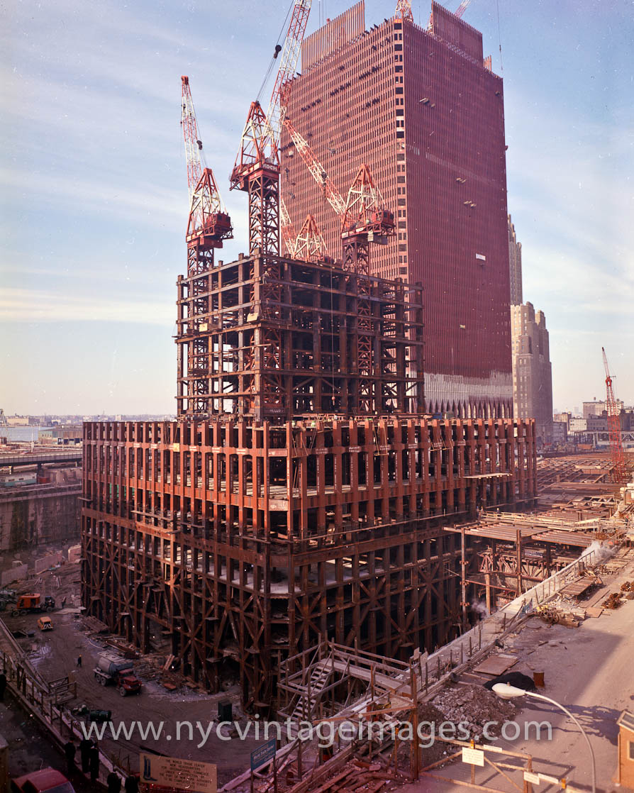 project planning and the twin towers