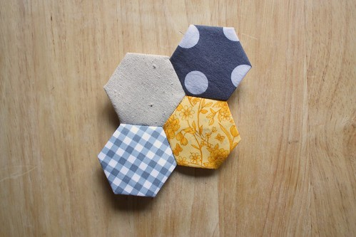 Step 17: Continue Adding Hexagons