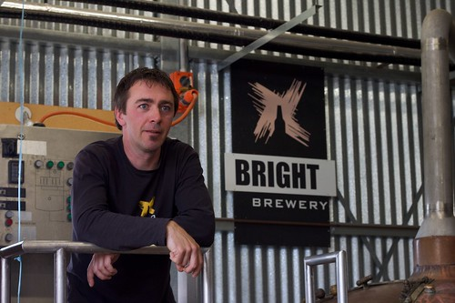 dave from bright brewery