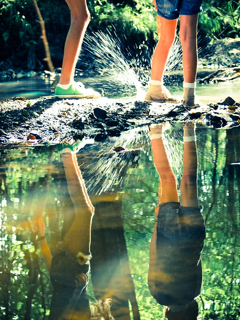 Fun reflection