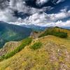 Mountain Boczań  1208 m n.p.m. (Mariusz Petelicki) Tags: clouds poland polska hdr tatry giewont tatramountains podhale tatryzachodnie pejzaż boczań 2x3xp vertorama mariuszpetelicki