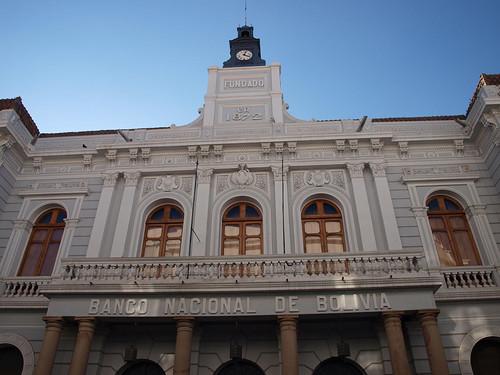 Banco Nacional - Día