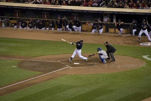 mauer batting
