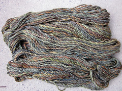 Green moss andean ply 2