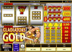 Gladiators Gold