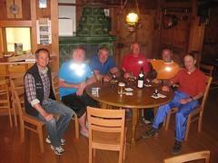 lecht_20100826_194622 (OeAV_Mitterdorf) Tags: alpen alpenverein lechtaler mitterdorf oeav bersteigen alpintour
