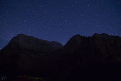 Starlight over Zion 1