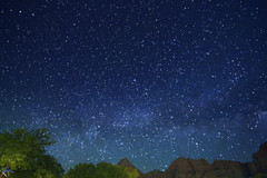 Starlight over Zion 8