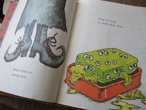 frog eye soap