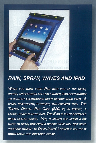 iPad Case Ad