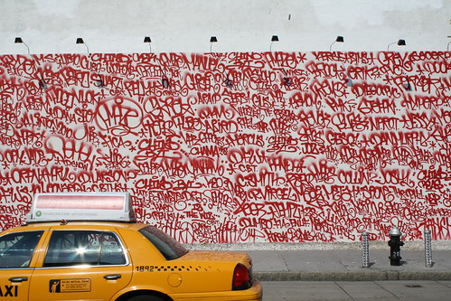houston bowery graffiti