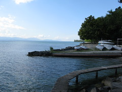 The Morges Dock Photo