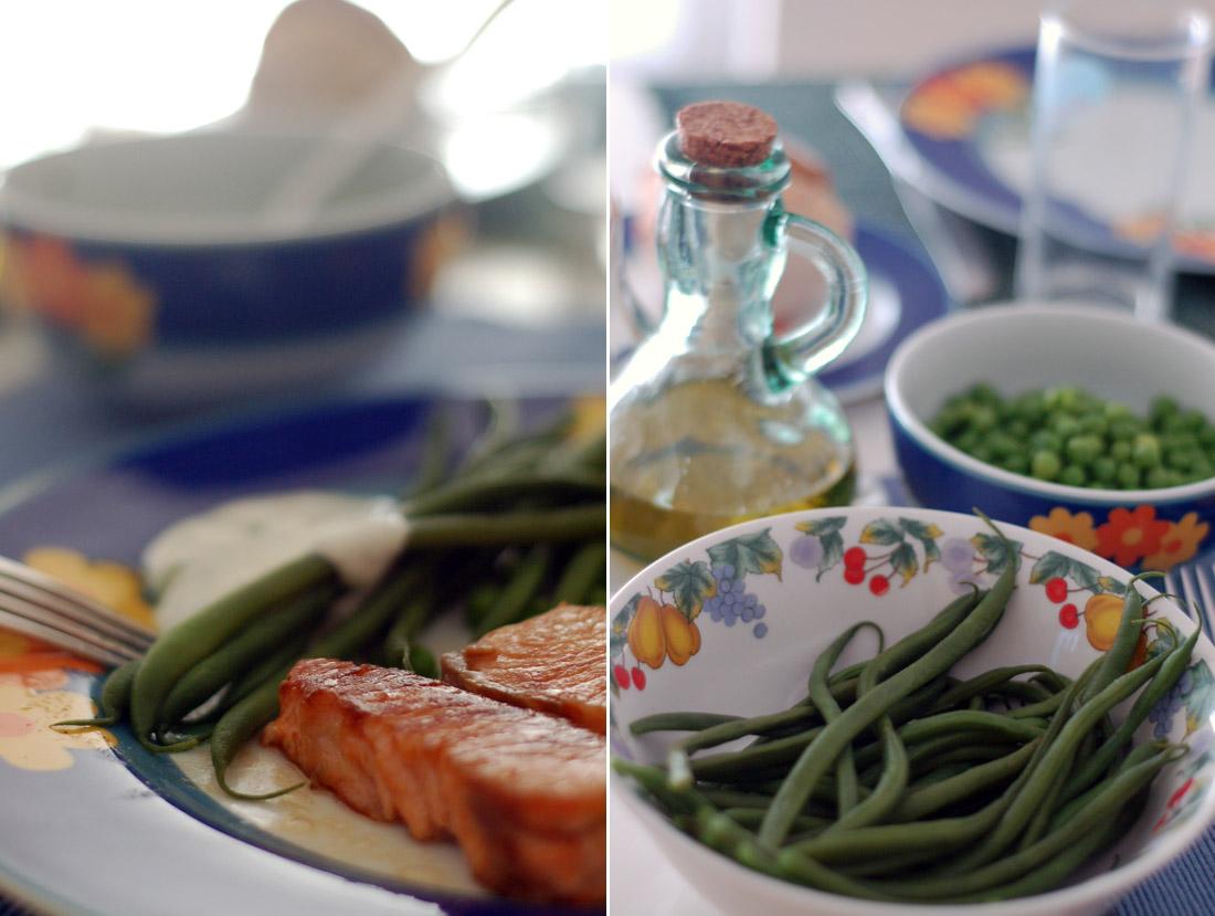 Salmon Teriyaki // SalmãoTeriyaki