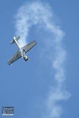 G-CBPM - 812101 - Aerostars Team - Yakovlev Yak-50 - Duxford - 100905 - Steven Gray - IMG_7993