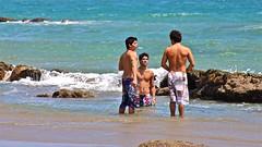 Winter in Mancora Beach , Per (alobos Life) Tags: friends boy shirtless man amigos cute sexy male men guy beach peru boys canon outdoors eos rebel sand skin body playa guys arena latino enjoying picnik mancora peruvian piura peruanos t1i