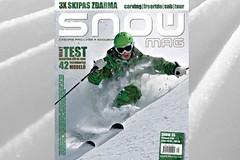 SNOW 35 - TEST LYŽÍ 07/08, EXOTICKÉ LYŽOVÁNÍ... + 3X SKIPAS ZDARMA + CD CARVING RADICAL