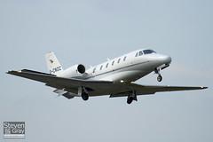 D-CNOC - 560-5814 - Atlas Air Service - Cessna 560XL Citation XLS - Luton - 100901 - Steven Gray - IMG_5655