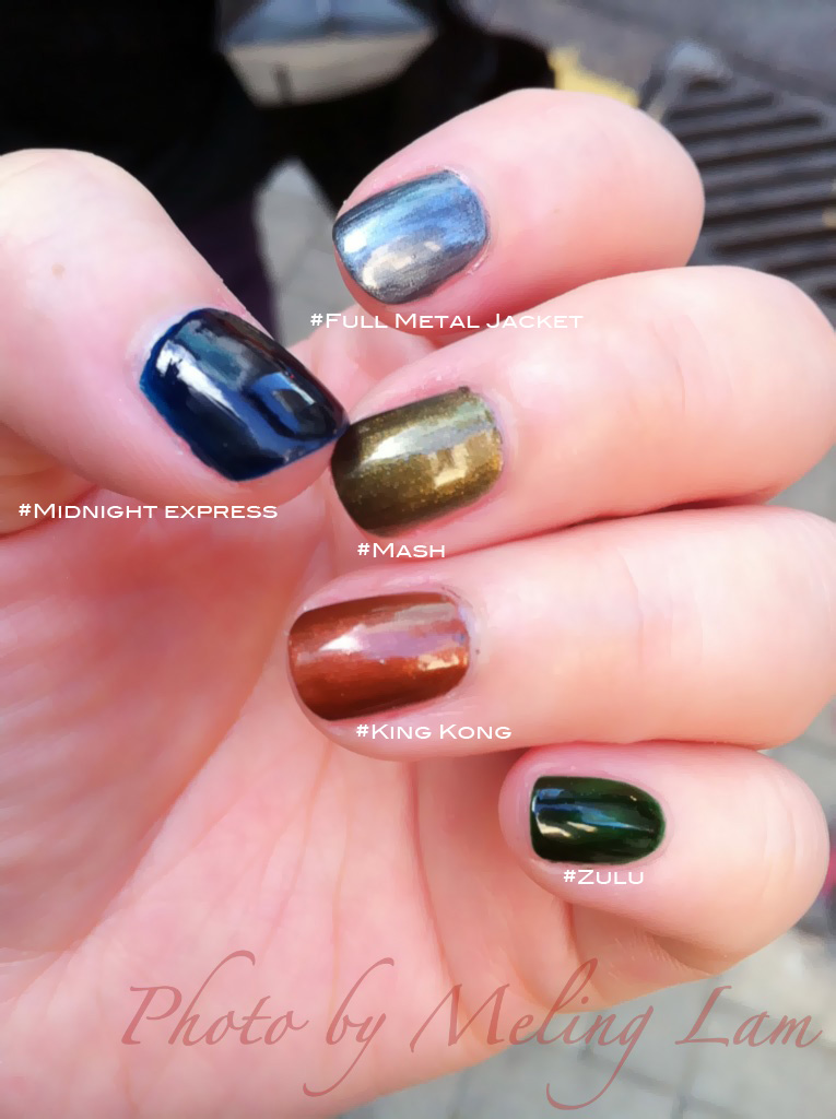 nars vintage nail polish