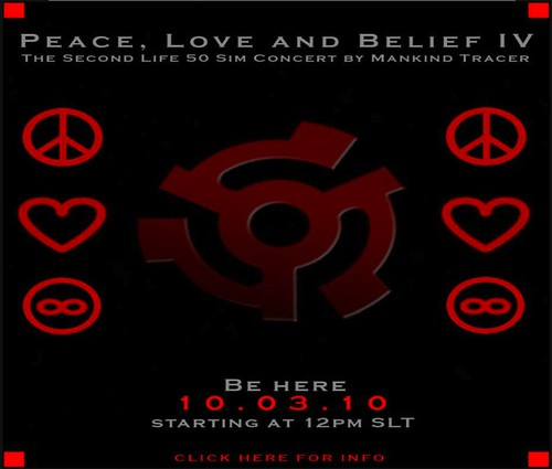 Peace, Love and Belief IV