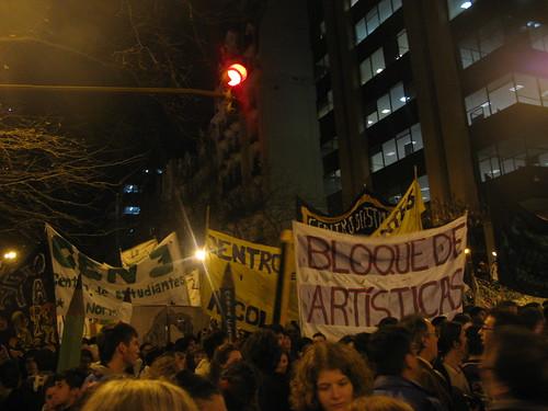 Marcha de La Noche de Los Lapices