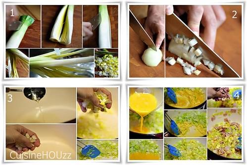 Fried Rice Visual Recipe