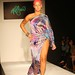 Amber Rose Mercedes-Benz IMG New York Fashion Week Spring/Summer 2011 - Indashio - Runway New York City