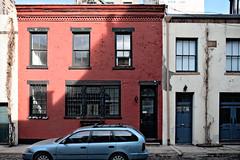 No. 52 Washington Mews (ante 1854), Greenwich Village, New York, New York (lumierefl) Tags: nyc newyorkcity usa ny newyork building architecture unitedstates manhattan townhouse northamerica residential northeast stable mews greenwichvillage rowhouse newyorkcounty lumierefl sminor