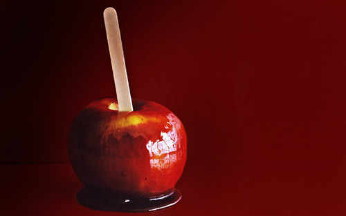 re-red-wine-caramel-apples, food, receipe, gourmet foods, ruth's favorite recipes, fruit, dessert, sweetness