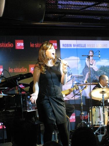 2010 09 16 Robin McKelle au Studio SFR 22