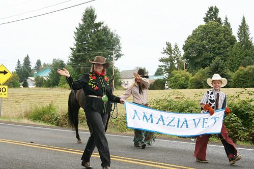 brush prairie parade