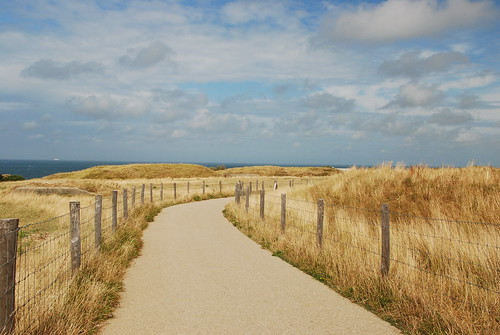 Une route paisible (Cap Gris Nez -France)