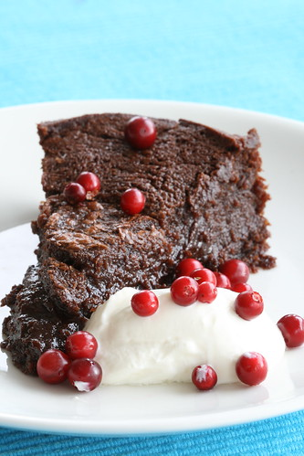 French chocolate cake / Prantsuse šokolaadikook