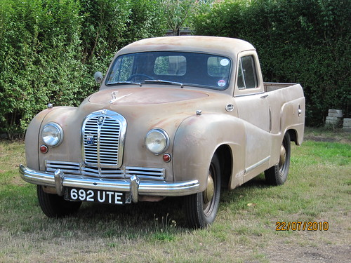 Austin A70 Ute/Pick-up from 1951