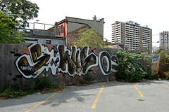 DSC_7476 v2 (collations) Tags: toronto ontario graffiti documentary smug lsd gh osker establishingshots graffitiinsitu contextshots