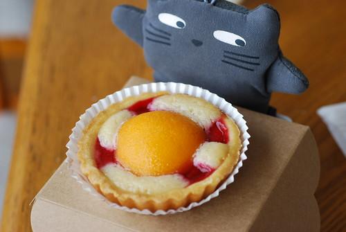 Okanagan Peach Tart