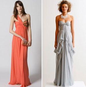 vestidos de festas longo para 2011