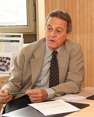 Miquel Molins, Director de la Fundación Banco Sabadell y de la Fundación Banco Herrero