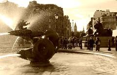 Trafalgar (Giulia C.G.) Tags: london square trafalgar londra