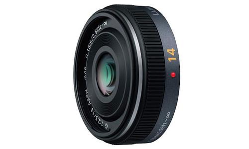 LUMIX G 14mm / F2.5 ASPH.