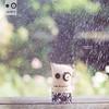 Odd 17/30 (Morphicx) Tags: light colors rain garden droplets bokeh odd raindrops deventer 50mmf14 ilovebokeh hbw happybokehwednesday odddolls youcanbuyyourownoddnow morphicxdesigns