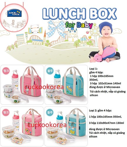 lunch box for baby