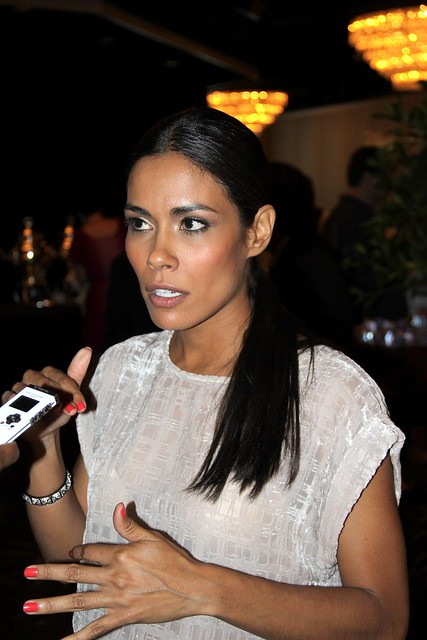 DANIELLA ALONSO plays Brenda Serrano on ABCs My Generation