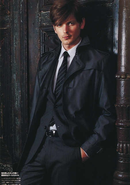 James Neate5063(THE SUIT CATALOG2008 AUTUMN)