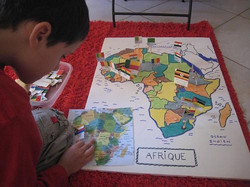 Nathan et l'Afrique