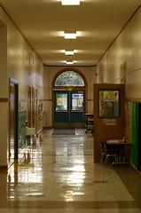 Llewellyn hallway
