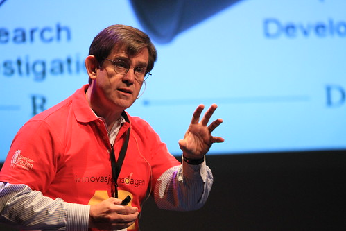 Henry Chesbrough's Presentation at TEDxESADE