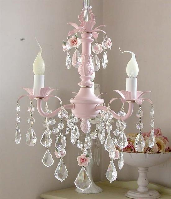 Parisian, chandelier, light, fabulous, Ohh la la, etsy, bonjour, pink, crystal, modern chic